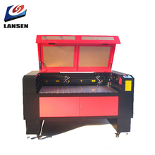 Stable Two Head CO2 Laser Engraving and Cutting Machine For nonmetal