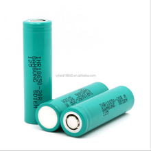 battery powered rechangeable 8650-20r battery for Samsung vs 18650 cylaid
