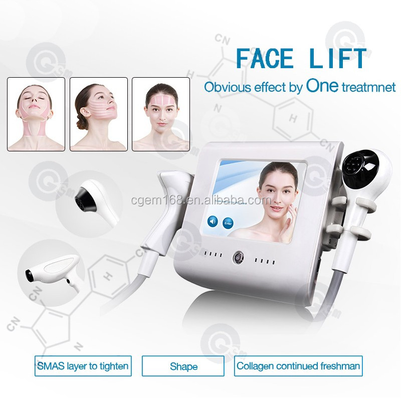 CG-020 Newest focused 40.68hz RF thermolift at home skin tightening machine