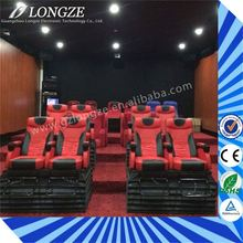 new products 2/3/4/6/8/9/12seats Simulator Most popular new technology games children's profit 5d cinema
