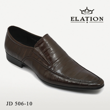 Elation china men leather shoes footwear production shoes in agra