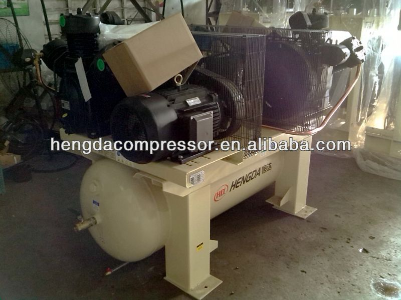 High Pressure Highly Piston Scuba Compressor without Tank Piston Air Compressor Piston Copeland Air Compressor 17CFM