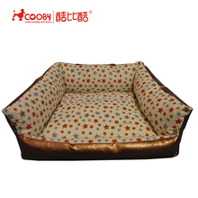 COOBYPET factory supply attractive price dog beds removable washable pet accessories