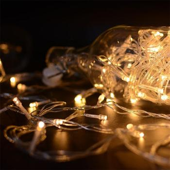 Top Sale Outdoor Decorative String Lights Warm White Led Twinkle Lights