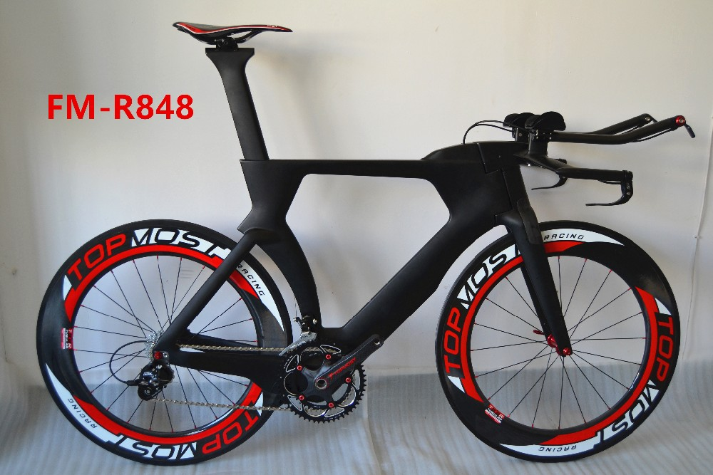 OEM Painting ! 2017 TOP FIRE New Carbon TIME TRIAL FRAME FM-R848 Carbon TIME TRIAL FRAME on sale