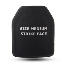 SiC ceramic plate strike face tactical superlative luxury tactical ballistic panels protection grade