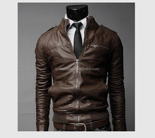 custom slim pakistan pu leather bomber man skiing flight waterproof army woodland winter jacket for men and women wholesale
