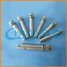 bearing new type zinc-plated threaded shoulder screw bolt