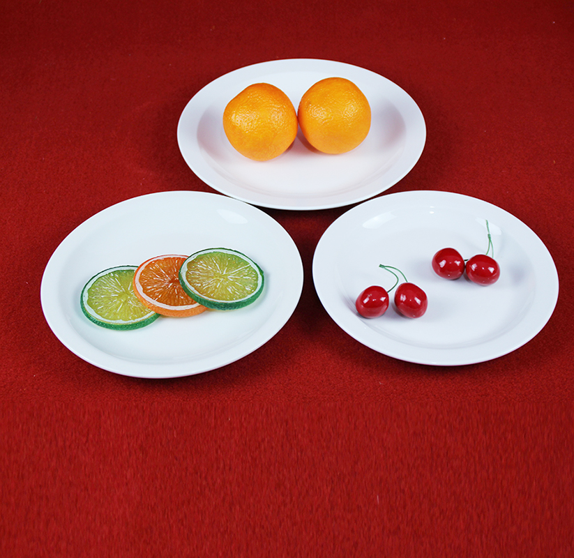 High Quality White Ceramic Fine Porcelain DinnerWare