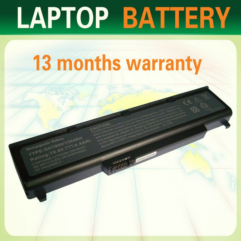 Replacement laptop battery, notebook battery for BENQ JoyBook 7000 7000N S72 Series FFSPK-01045 Battery