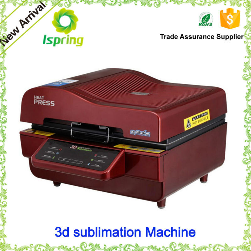 3d sublimation vacuum heat press machine for printing 3d sublimation phone case