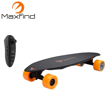 2018 hot selling electric adult skateboard with wireless remote controller