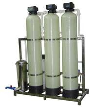 Automatic Control Softener Water Treatment System