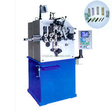 CNC spring coiling machine for compression spring