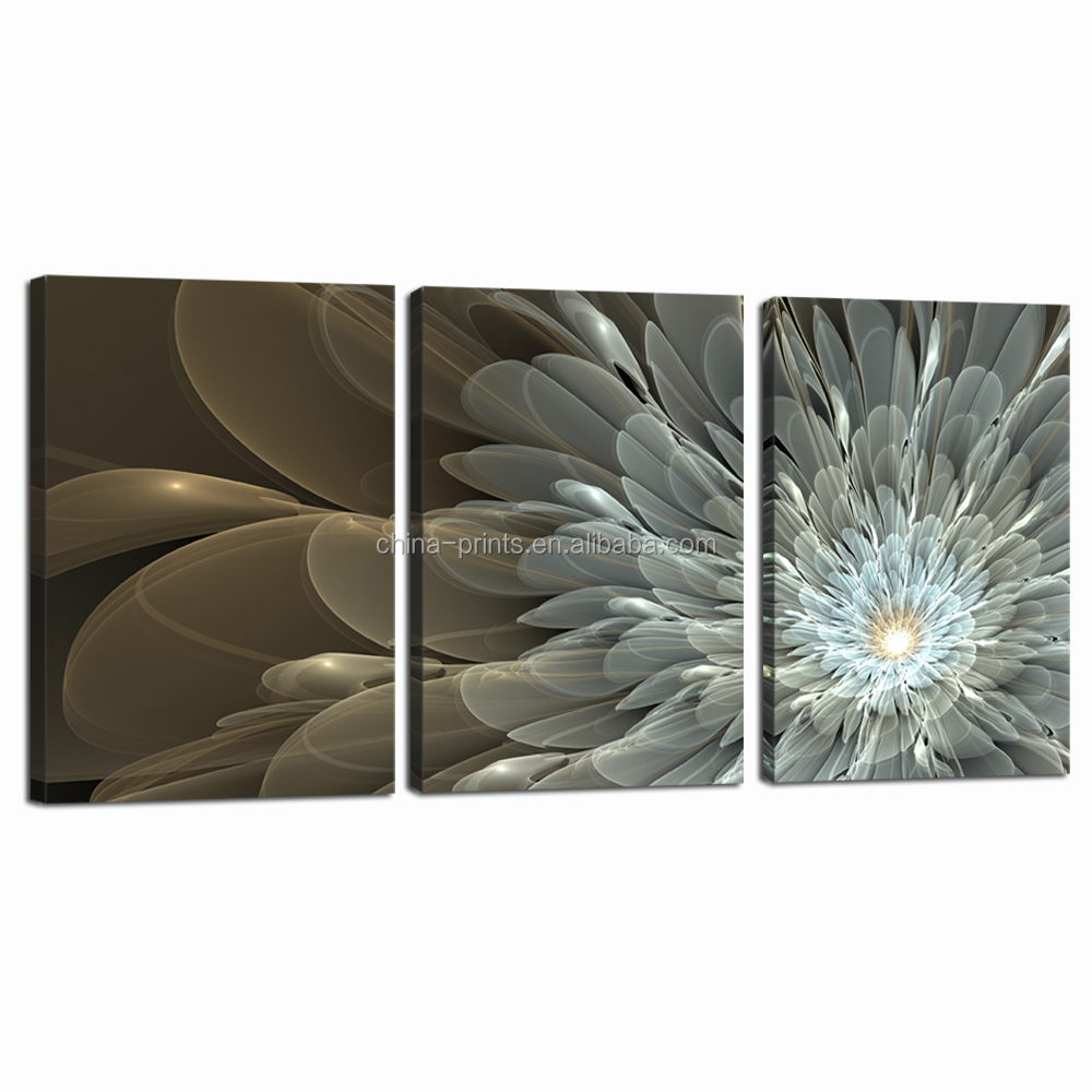 Hot Sale Wall Art Picture/Flower Design Canvas Art/High Quality Canvas Print