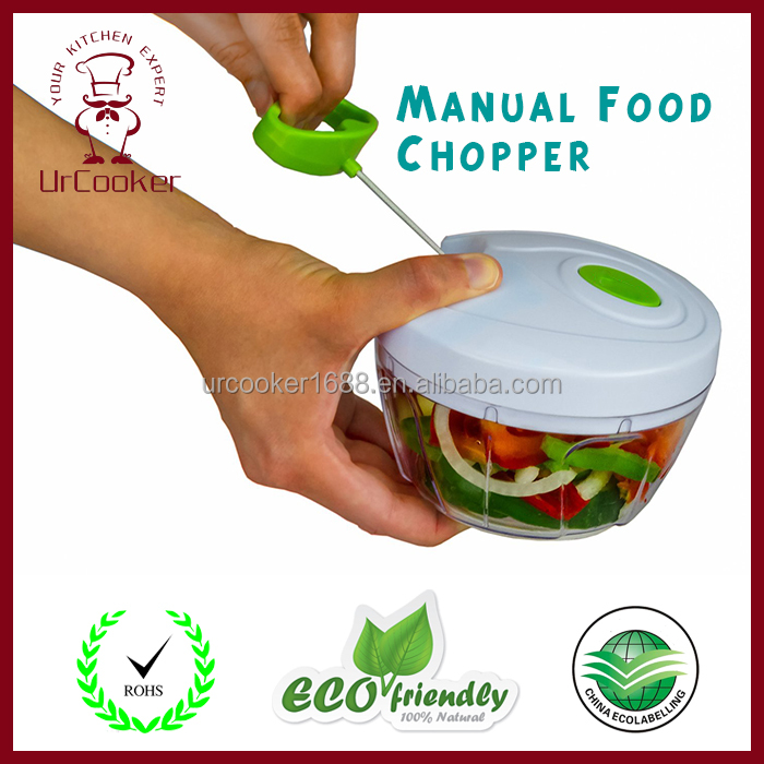Magic Food Chop for Fruits, Vegetables, Herbs, Onions, Garlics