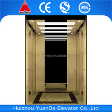hot sale outdoor cheap home professional safety passenger villa elevator