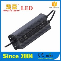 OEM High Efficiency CE ROHS IP67 waterproof DC 12v 10 amp power supply for led