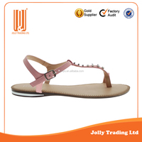 Fashionable sexi style beach sandal for girls