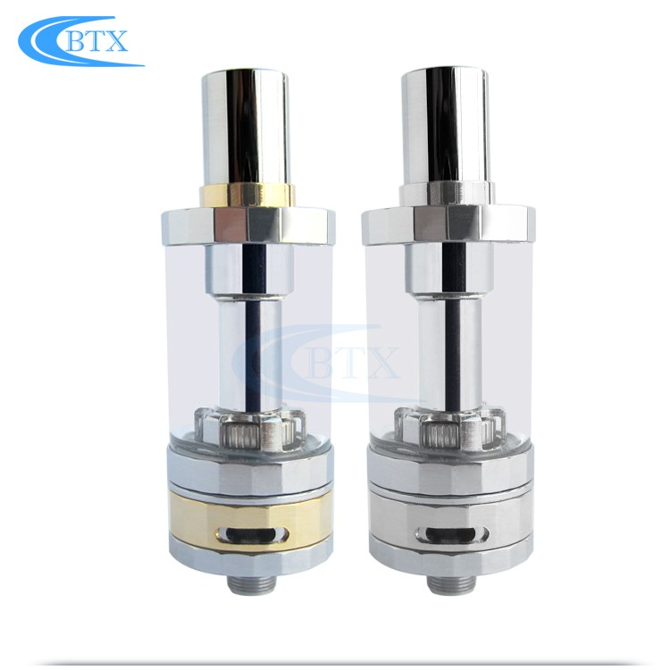 High Quality Electronic Cigarette Glass Tank sub ohm tank adjustable airflow E Cig Vaporizer