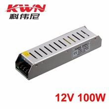 IP20 Portable electronic constant voltage led driver switching 12v power supply