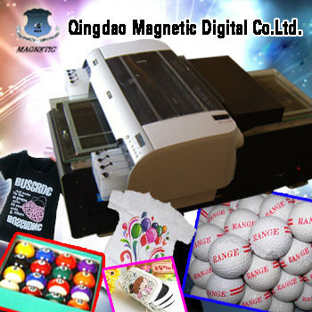 Best quality digital garment textile t-shirt printing machine/fabric A2 printing machine