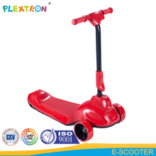 hot wholesale china manufacturer 3 wheels kids foldable electric scooter