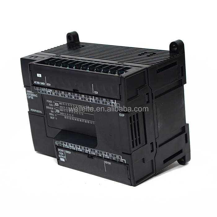 Export Quality Small Order Accept CP1E series PLC by OMRON CP1E-N40DR-D-CH
