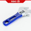 surface pear nickel adjustable wrench for working at heights