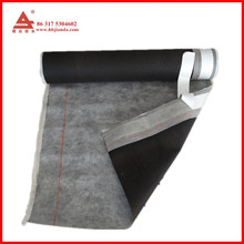 waterproof and breathable roof underlayment membrane
