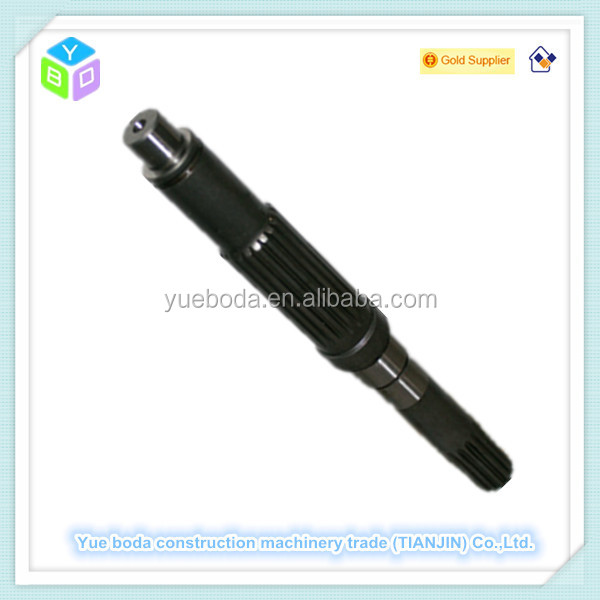 travel motor shaft excavator PC40-7 travel device parts