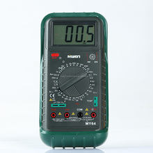 Protable MY64 Digital Multimeter with Frequency Test