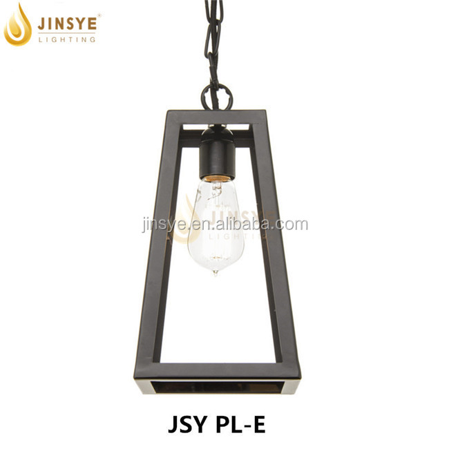industrial vintage pendant/ custom metal waterpoorf outdoor frame pendant lamp pendant light