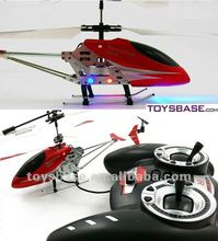 3 CH rc helicopter Electric RC Micro Mini Helicopter w/ Gyro + Colorful Strobing LED Lights