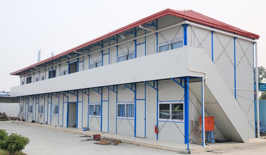Moderne conception modulaire maison de r cipient for Maison container nc