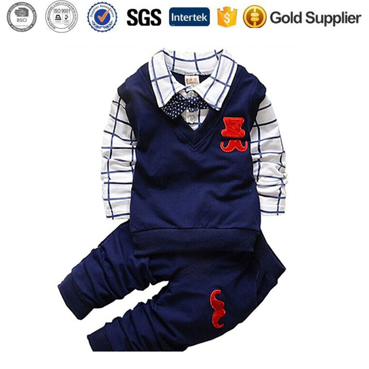Baby Boy Clothing Sets Cotton Tracksuit children's clothing