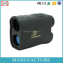 Digital distance measure 400 meters laser range finder and angle finder
