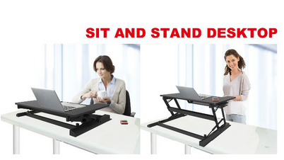 office workstations design sit stand desk executive sit stand desk