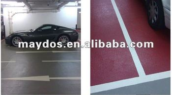 Maydos Super Scratching Resistance Environmental Friendly Epoxy Floor Coatings