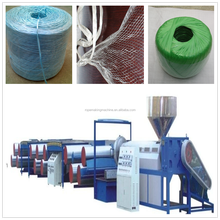 various article tying plastic hemptwist baler twine straw rope bundling machine