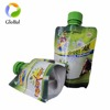baby liquid food bags with spout