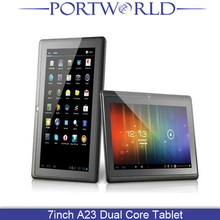 7inch Android 4.0 A13 Tablet PC Software Download