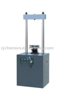 Pavement Material Intensity Testing Equipment (CBR testing machine)