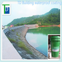 cementitious capillary crystalline waterproof coating to protect the steel, reinforced concrete structure strength