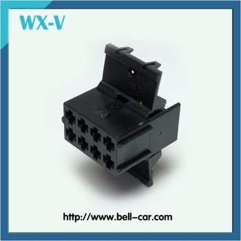 Automotive Application Car Vehicle 8 Pin Way Female Electrical Plug In