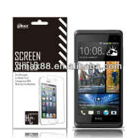 3H anti glare screen protector for HTC Desire 600 Dual sim oem/odm