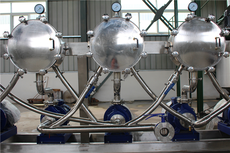 New technology starch processing cassava production equipment for sale