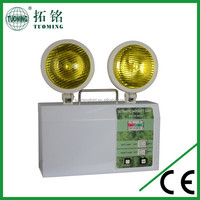 rechargeable battery power source portable emergency lighting