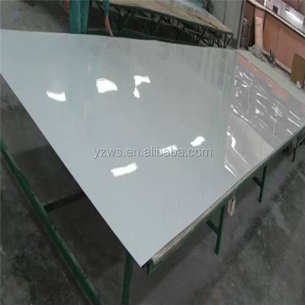 2017 Customized RV Side 1.5mm Thickness Fiberglass Polyester Sheet