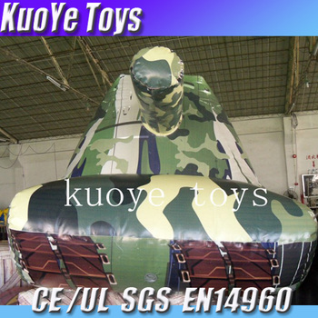 inflatable bunker tank